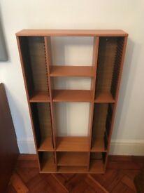 CD rack or Book shelf - immaculate £20