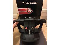 Brand new Rockford Fosgate sub.