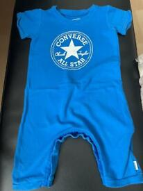 Converse baby boys all in one