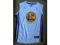 NBA Jersey Adidas GSW size L