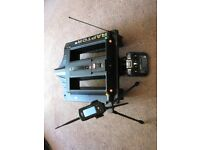 carp and pike fishing raptor bait boat with fish finder £300 no offers