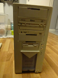 working vintage aurora ebox desktop