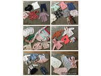 9-12 Baby Girl Bundle Clothes - Next, River Island...