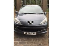 Peugeot 207 1.4 HDI 5DR CHEAP INSURANCE AND TAX