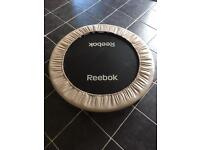 Kirkmuirhill. Reebok fitness rebounder exercise trampoline in good condition. equipment gym fitness