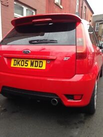 Fiesta (st) fsh 12 months mot drives perfect no faults!!!