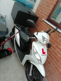 Motorcycle: £1000