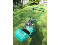 Qualcast 35s Petrol Lawnmower