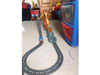 Thomas trackmaster shipwrecked set