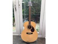 ADAM BLACK J-5 Jumbo Acoustic Guitar