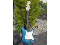 Fender Stratocaster Mexican, Lake Placid Blue