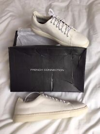 Brand New French Connection Mens Trainers - Size 9 (Probably an 8 in reality)