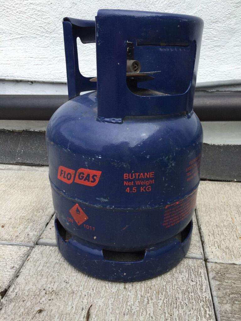 Flogas 4 5kg gas bottle, empty   in East Dulwich, London   Gumtree