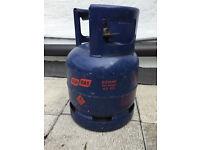 Flogas 4.5kg gas bottle, empty