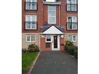 Two bed fully furnished ground floor flat for rent