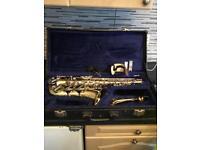 Boosey harkens 400 tenor saxophone