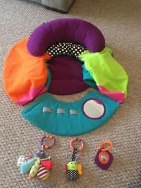 Mamas and Papas inflatable chair