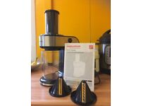 Morphy Richards electric spiralizer