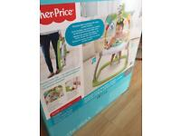 Fisher Price Rainforest Jumperoo - Spacesaver
