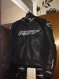 RST track tech new leathers