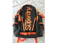 New Men's Superdry rucksack
