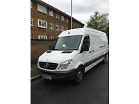 Mercedes Sprinter for sale, reliable, clean and cheap excellent runner.