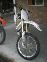 2008 Yamaha YZ 250F -