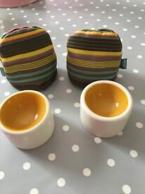 Joules egg cups