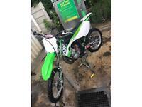 2002 KX 250 2stroke not crf rmz yzf kxf