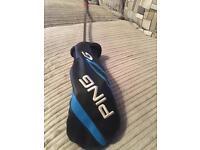 Ping G 3 wood 14.5 Tour Stiff 65 shaft. Swap Px Ping 5 or 7 wood stiff