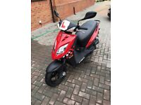 Kymco DJ 50 S 50cc Learner legal Moped