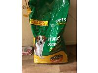 Pets at home chicken and vegetable dog food