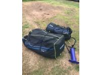 Outwell corvette 7ac air tent
