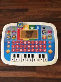 V tech magic light little apps tablet