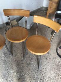 3 x John Lewis Dining Chairs