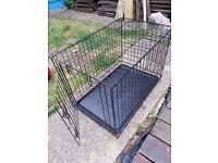 Dog Cage Medium 75x54x48