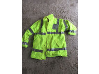 High Visability jacket and vests