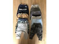 Boys 3-6 months trousers