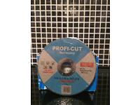 "50 cutting disc 4.5"" (115mm) (tools, grinder)"
