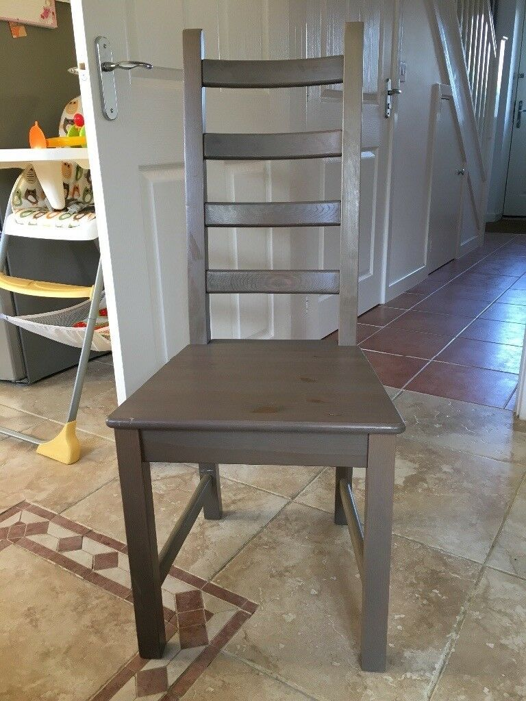 Ikea Stornas Square Table 105cm By 105cm And Four Ikea