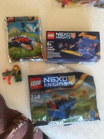 Themed Lego mini builds Star Wars nexus knights ninjago elves, friends, Disney princess frozen