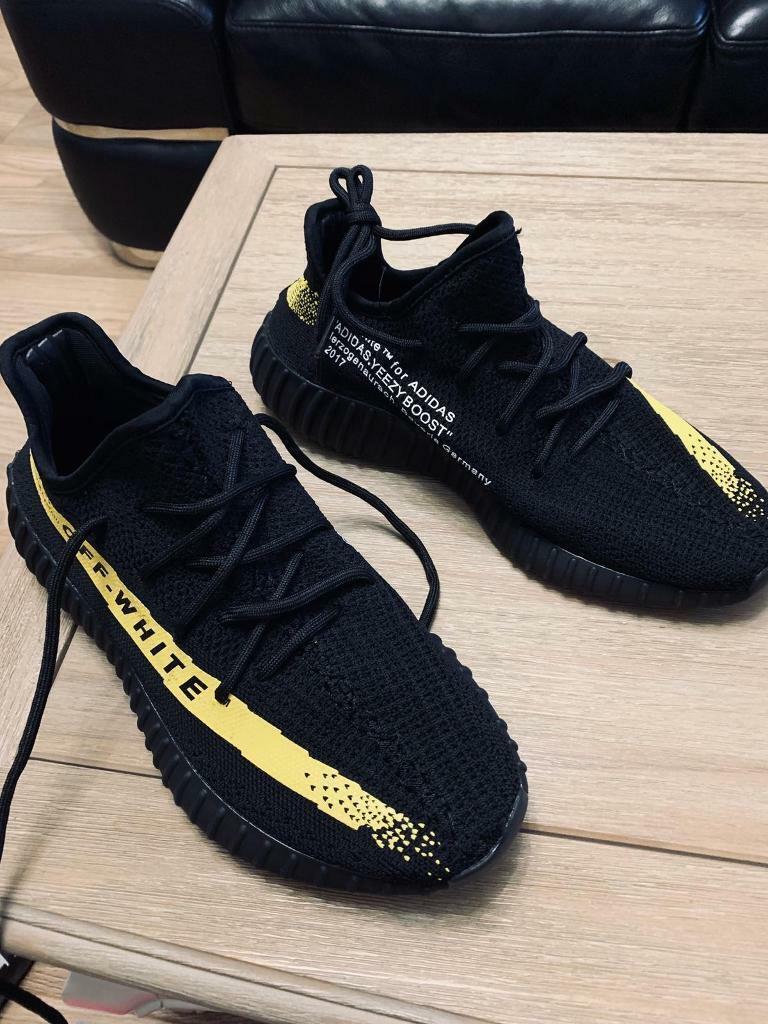 Data wydania moda nowy produkt Adidas Yeezy Boost Trainers Uk 8   in Farnley, West Yorkshire   Gumtree