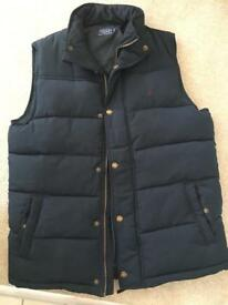 Joules Men's Gillet Navy - Medium