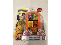 Teletubbies Phone Activity Toy NEW