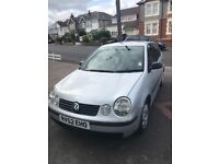 Automatic VW Polo for sale