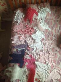 Bundle baby girls clothes