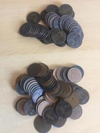 Random old One Pennies
