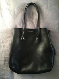 Perfect sized Coccinelle Leather handbag