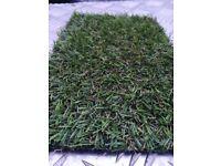 Artificial grass fake grass dog kennels Astro turf any size 4m 2m