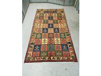 Unique Hand-woven Persian Bakhtiar Rug Carpet